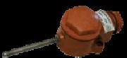 Термопреобразователи сопротивления ДТС-EХ типа ТСМ, ТСП во взрывозащищенном исполнении